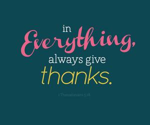 god and thanks image