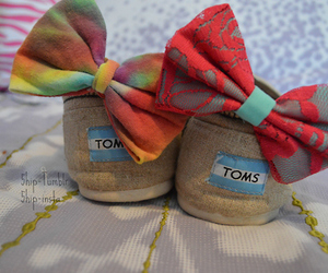 bows, toms, and tumblr image