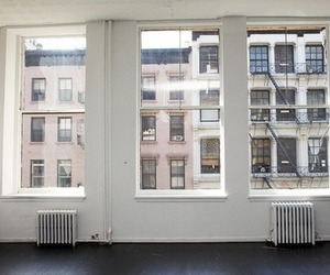 white, apartment, and windows image