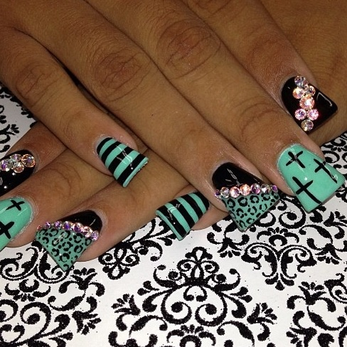 114 images about Nails... on We Heart It | See more about nails, nail art  and pink - 114 Images About Nails... On We Heart It See More About Nails