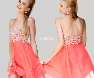 dress, future, and formal image