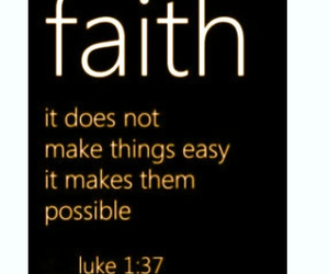 faith and quote image