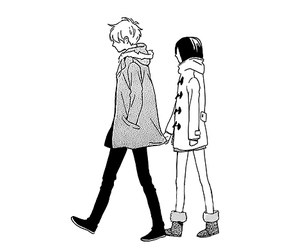 manga, anime couple, and manga couple image
