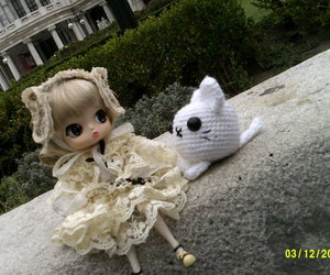 doll, mexico, and mouse image