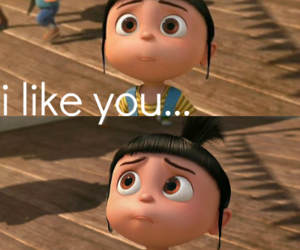 despicable me and cute image