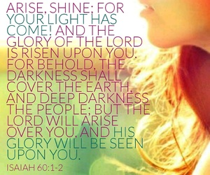 bible, shine, and promise image