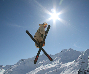 freestyle and Skiing image