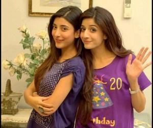mawra hocane, pakistani actresses, and urwa hocane image