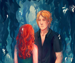 drawing, jace, and the mortal instruments image
