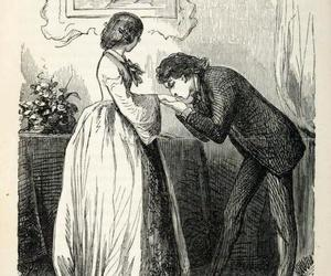 couple, regency, and victorian image