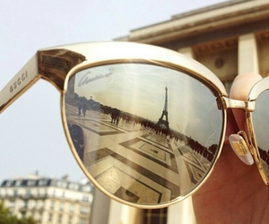 gucci, view, and paris image