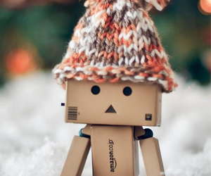 cute and snow image