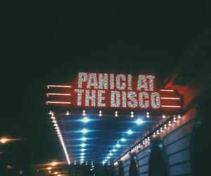 panic! at the disco, music, and P!ATD image