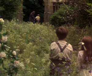 The Secret Garden, kate maberly, and haydon prowse image