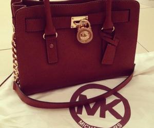 Michael Kors, bag, and mk image
