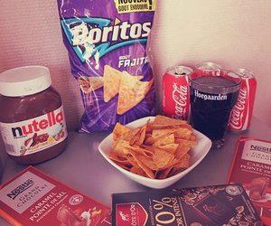 nutella, food, and drugs image