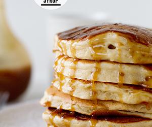apple, apple cider, and breakfast image