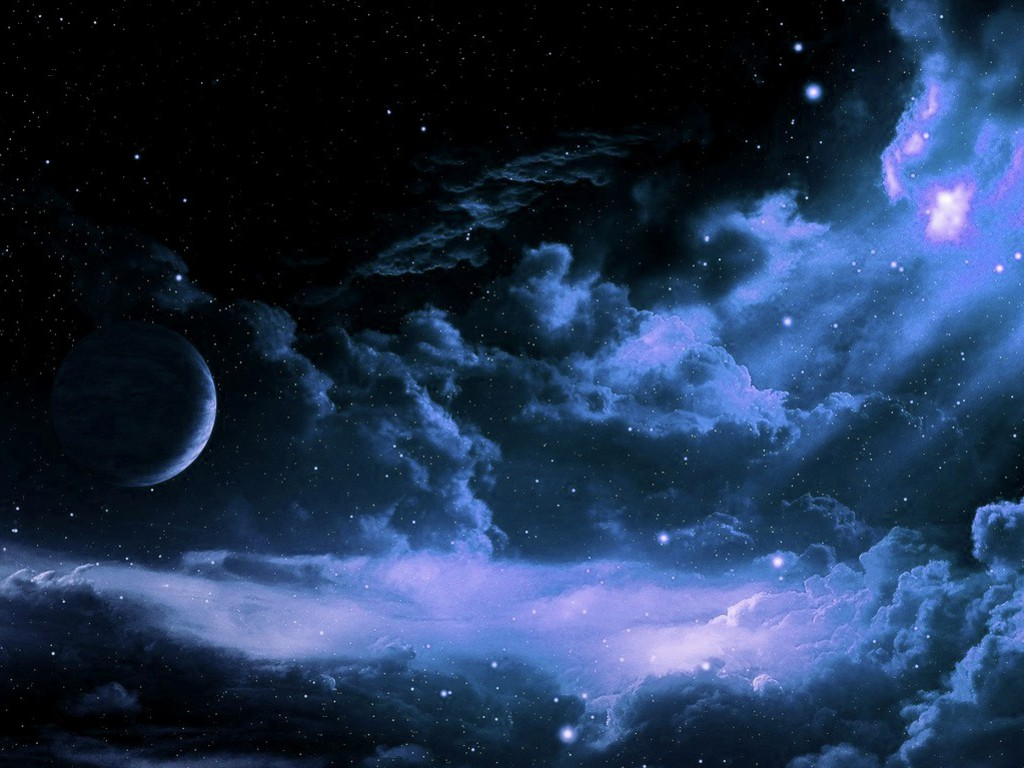 clouds, dark, and sky image