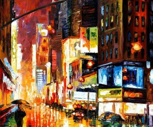 colors, ny, and painting image