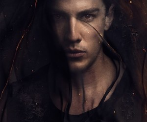 tyler, tvd, and the vampire diaries image
