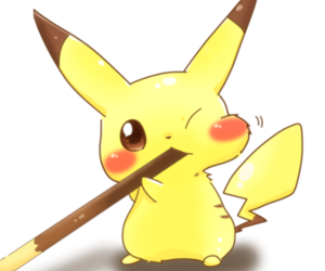 pikachu, cute, and pokemon image
