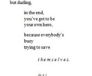 quote, hero, and save image