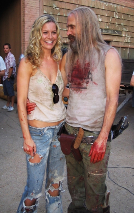 Nude wife rob zombie