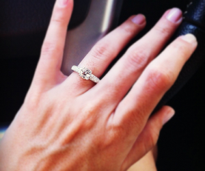 anel, inlove, and ring image