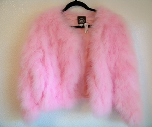 pink, jacket, and clothes image