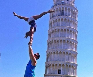 awesome, cheer, and couple image