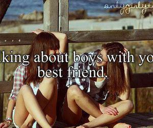 boy, best friends, and friends image