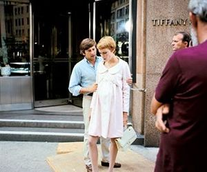 Mia Farrow and roman polanski image
