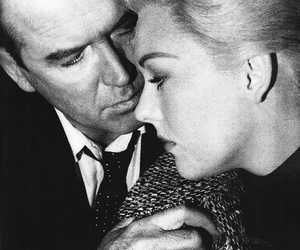50s, james stewart, and Kim Novak image