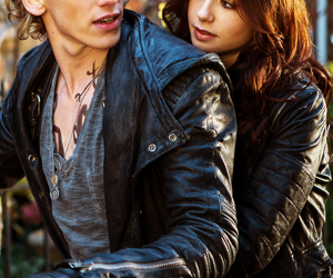 lily collins, the mortal instruments, and jace image