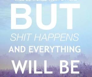 quote, okay, and life image