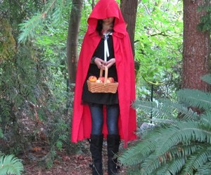 costume, Halloween, and sewing image