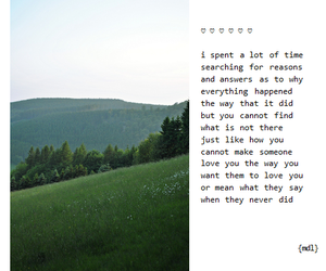 grass, nature, and poem image