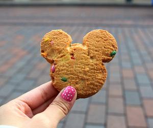 cookie, food, and disney image