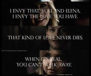 tvd, stelena, and epic love image