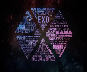 exo, add more tags, and wallpaper image