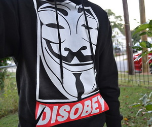 disobey and swag image
