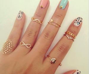 nails, rings, and ring image