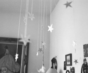 stars, vintage, and photography image