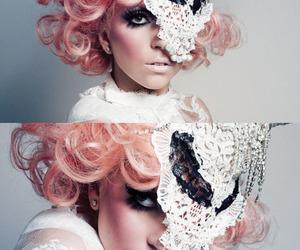 fashion, gaga, and hair image