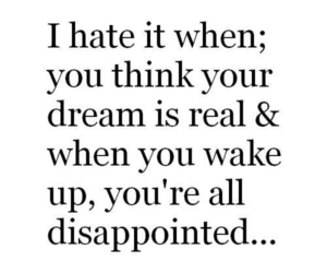 Dream, quote, and hate image