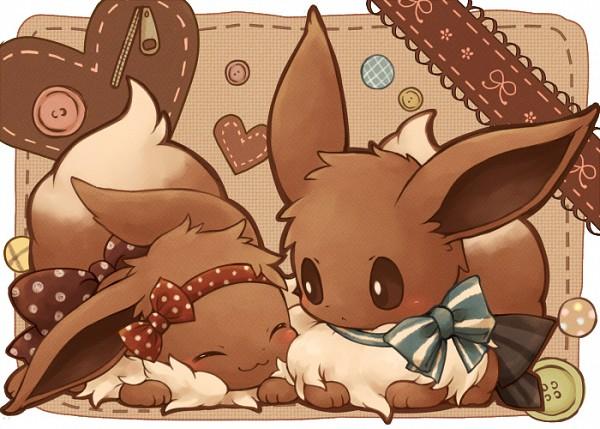 eevee, evoli, and pokemon image