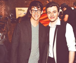glee, kurt hummel, and sebastian smythe image