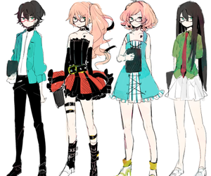 anime and gatchaman crowds image