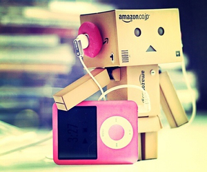 music and danbo image