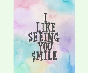 ily, you<3, and smile image